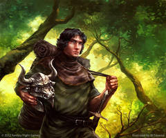 A Game of Thrones - Gendry by jbcasacop