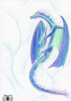 Wind dragon by dragonis1