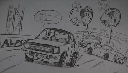 TGE: No, not the Marina!! by Ricky47