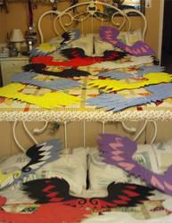 My Little Pony Cosplay Wings by IndigoAngelCat