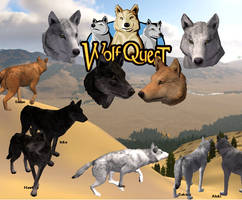 WolfQuest by Dogstarred