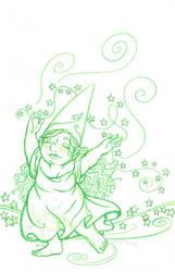 Sketch/WIP - Resurgam by rachelillustrates