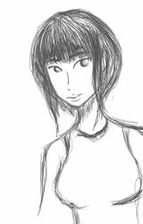 Quick Sketch by ValeVicen