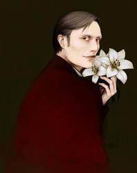 Hannibal Lecter by KarlaFrazetty