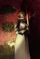 Knight by KarlaFrazetty
