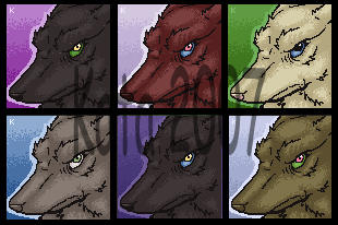 Evil Wolf - Sold by Kata-Ports