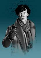 Sherlock by JRoessler