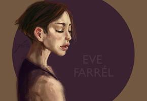 Eve Portrait by JRoessler
