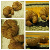 Croissants by CraftyAlice