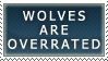 Wolves are Overrated by alaska-is-a-husky