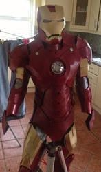 ironman mk 4 suit by jonny3777
