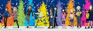 PKMN V - Happy Holidays by Blue90