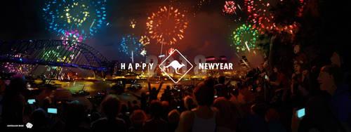Happy New Year 2018 by ye-fan