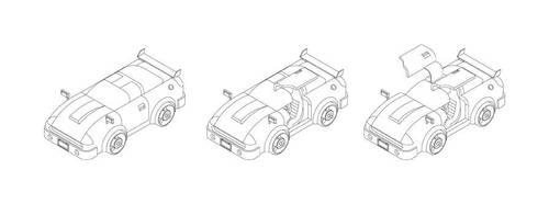 The Cars by Secret-Original