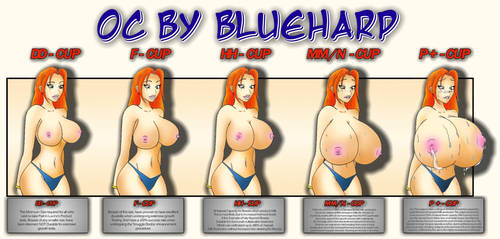Breast Size Chart by BlueHarp/LUXURIOUS-BLUE by infinitedrago90