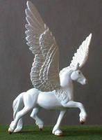 XCpHiLia White Pegasus by ElkStarRanchArtwork