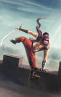 Prince of Persia by nixuboy