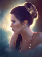 Princess of Alderaan by nixuboy