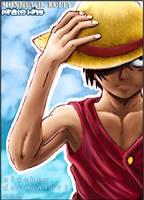 Monkey D. Luffy by nixuboy
