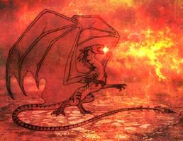Celestial Fire by Enigmatic-Ki