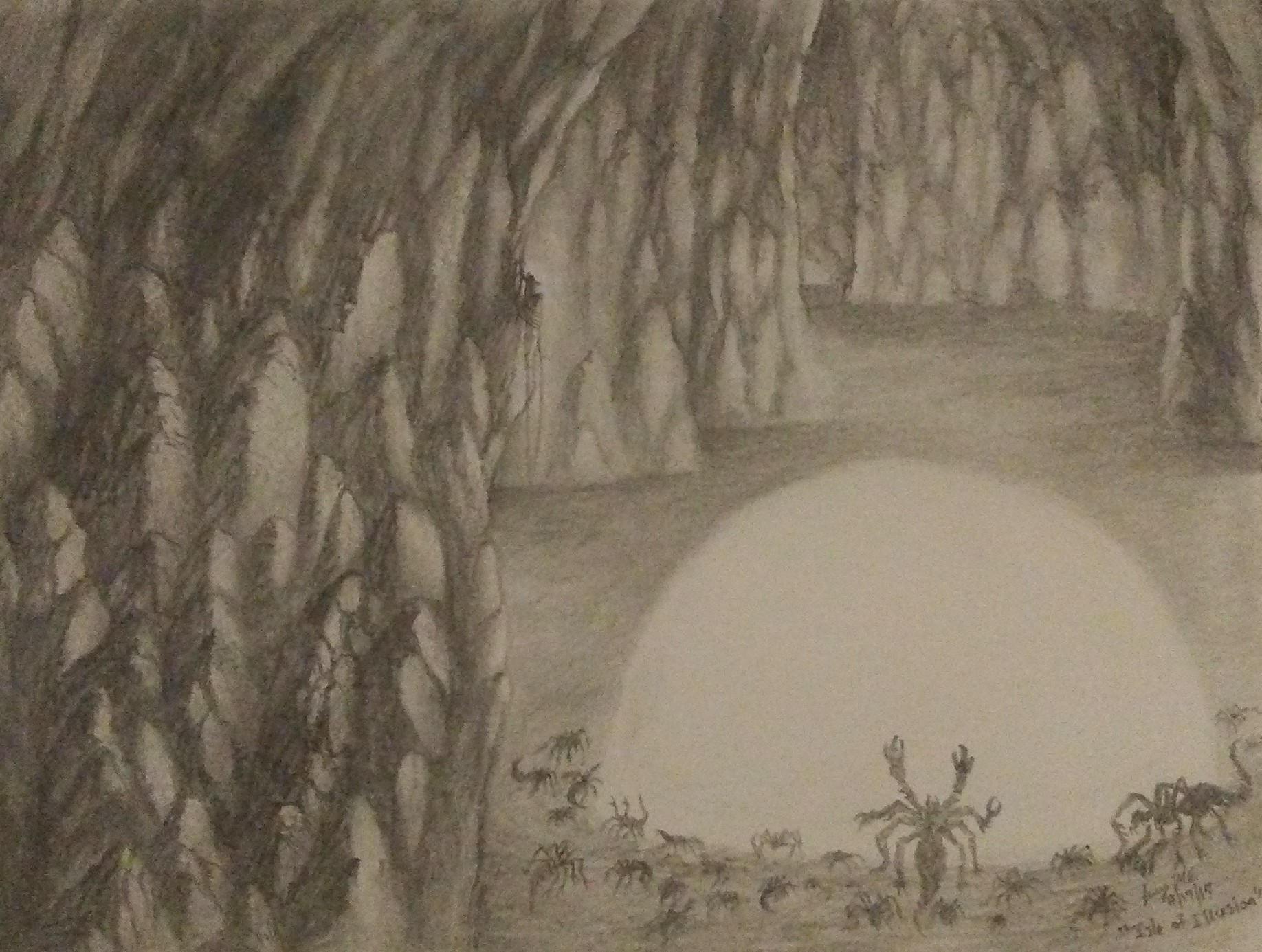 Isle Of Illusion by Enigmatic-Ki
