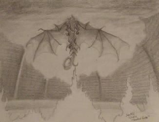 Shadow Gate by Enigmatic-Ki