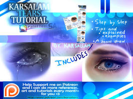 TEARS Tutorial by kalisami