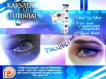 TEARS Tutorial by kalisami