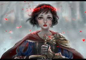 Snow White's War by kalisami