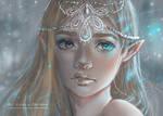 Snow Princess by kalisami