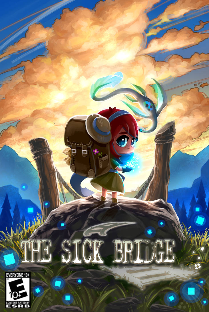 The Sick Bridge Cover by kalisami