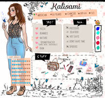 Meet the artist by kalisami