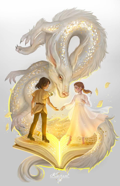 NeverEnding Story by kalisami