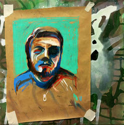 Self portrait by beoulve