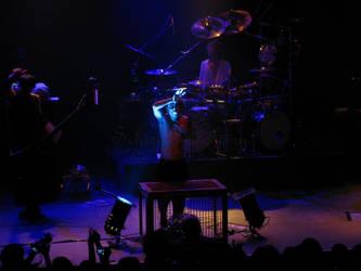 Kyo, Shinya and Toshiya  _ Tabula Rasa Tour by Schizoid-alchemy