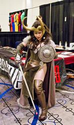 Kazeki's Loki by strikes-twice