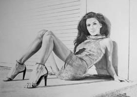 Eva Longoria by stevie-wydder