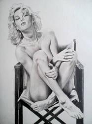 Brigitte Lahaie by stevie-wydder