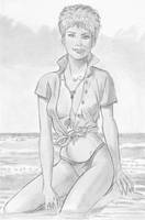 Tribute to Renaud (Jessica Blandy) by stevie-wydder