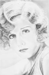 Madge Evans by stevie-wydder