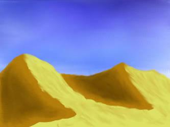 Dunes by wetwarefault