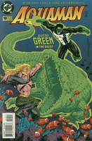 Aquaman 10 with Green Lantern by PeterPalmiotti