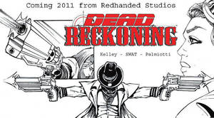 Dead Reckoning ad by PeterPalmiotti