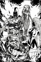X-MEN Alternat reality by PeterPalmiotti