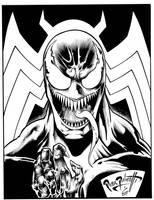 Venom by PeterPalmiotti