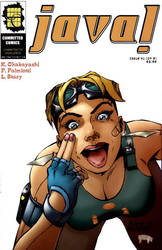 Java cover by PeterPalmiotti