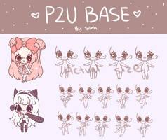 P2U BASE - 3 by Silhh