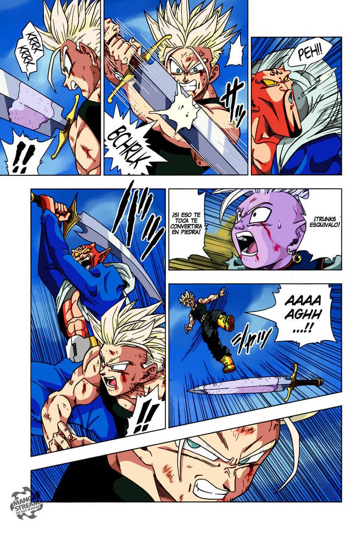 Dragonball Super Manga