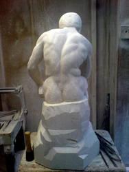 Ajax carving prog_6a by tecciztecatl