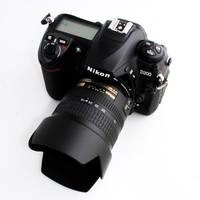 Nikon D200 by alerby